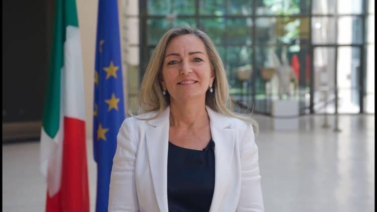 Videomessaggio dell'Ambasciatrice Mariangela Zappia